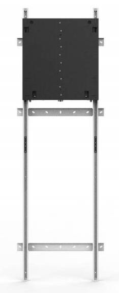 balancebox reg 400 on floorsupport front