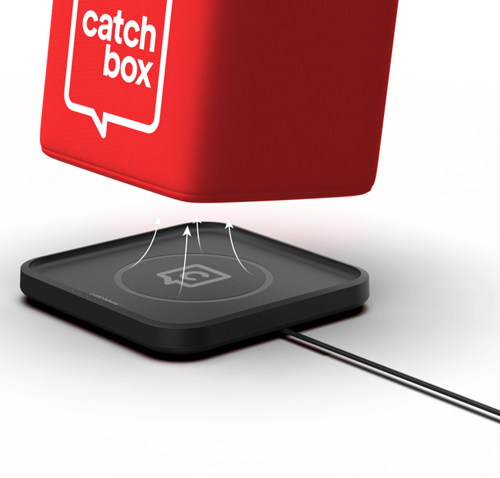catchbox plus 6